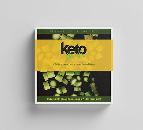 The KetoYardie Guide to Ketosis and Breaking Food Addiction