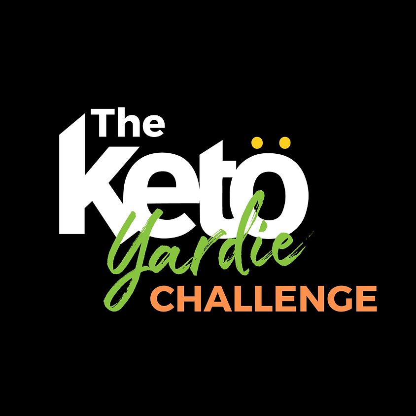 Keto Yardie Challenge May