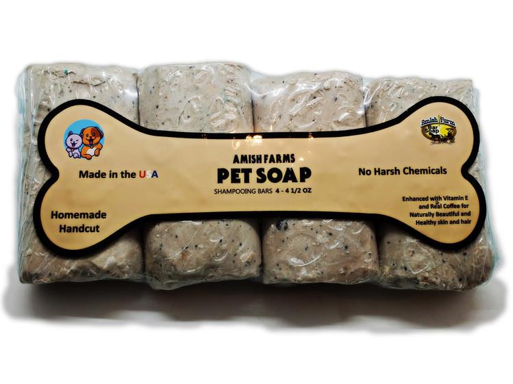 White Pet Soap