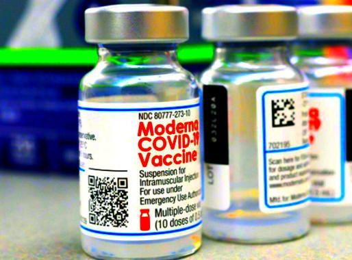 Θετική γνωμοδότηση για το εμβόλιο της Moderna σε εφήβους άνω των 12 ετών