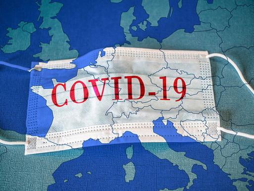 Σε Ρωσία, Γαλλία, Ιταλία και Γερμανία, το 60% των θανάτων από κορωνοϊό στην Ευρώπη