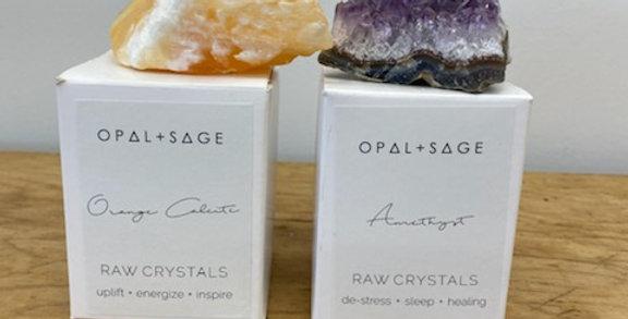 Opal & Sage Crystals