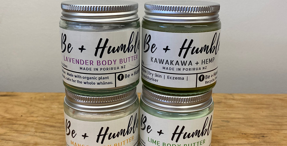 Be Humble Body Butter