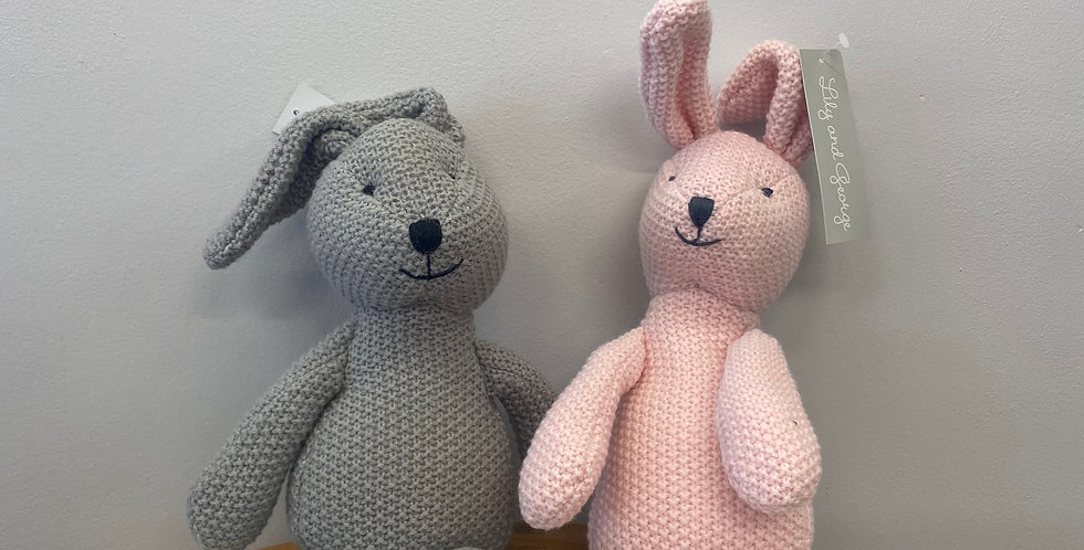 Lily & George Bunny