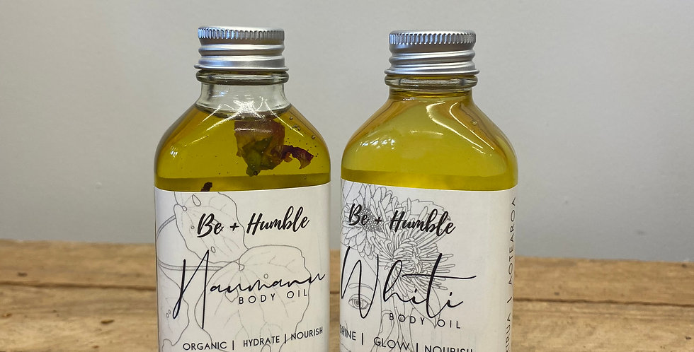 Be Humble Body Oil