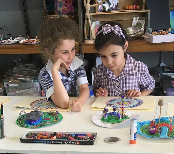 Young Artists 5-8 yrs Term 3