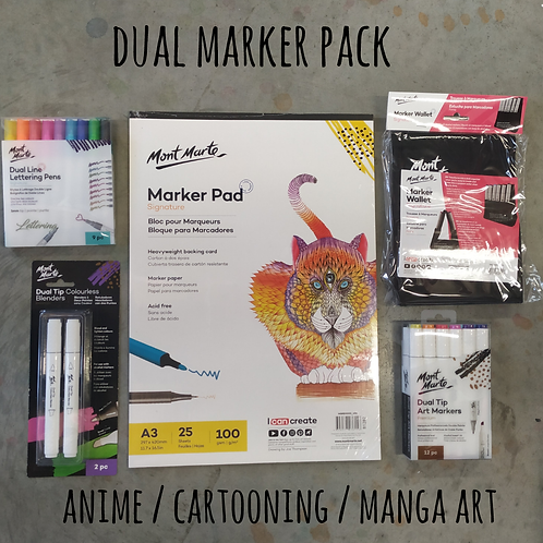 DUAL MARKER PACK