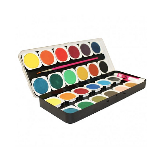 Studio Watercolour Painting Set 26pce