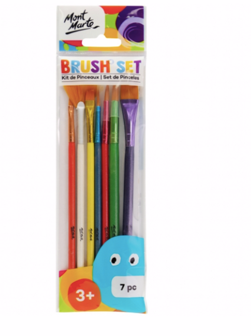 Brush Set 7pc