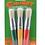 Thumbnail: Kids Colour Chubby Brushes 3pce