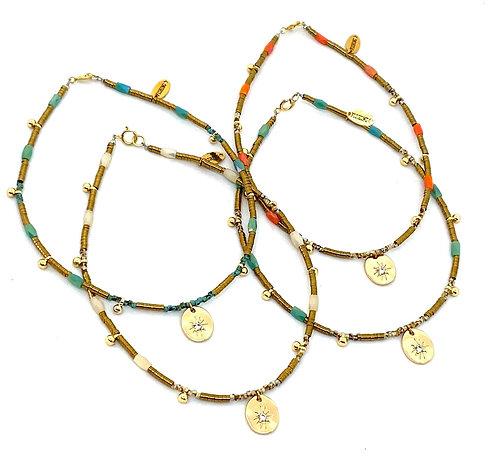 Copie de Bracelets de cheville POLYNÉSIE
