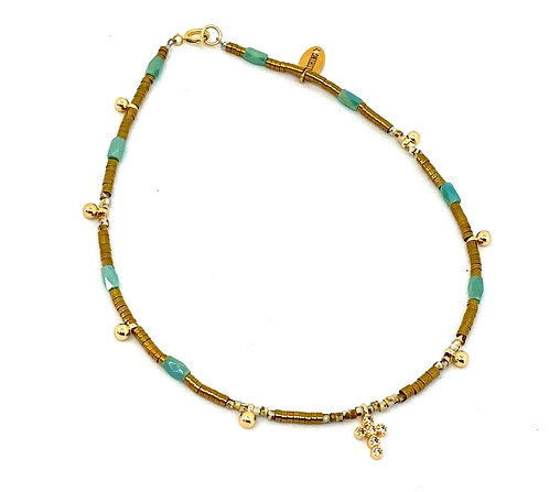 Bracelets de cheville POLYNÉSIE