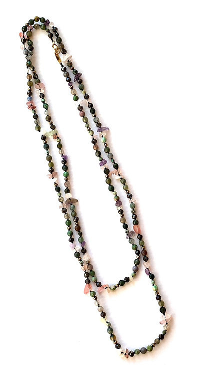 Sautoir/Bracelet MAHINA