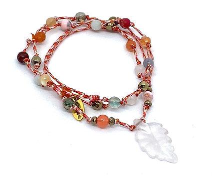 Copie de Colliers ou bracelets Cheville MAHINI