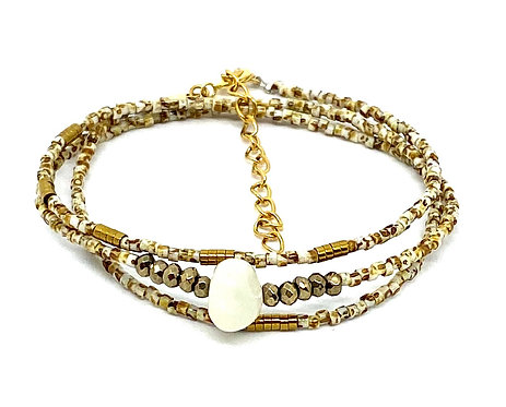 Copie de Bracelets GOLD BAY