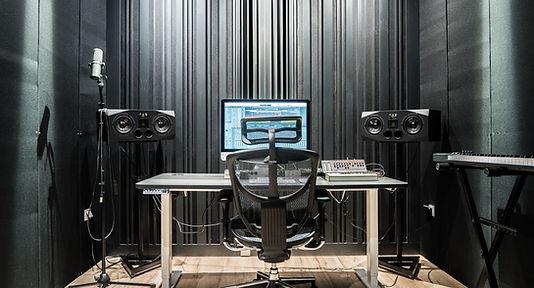 professional recording studio design - E
