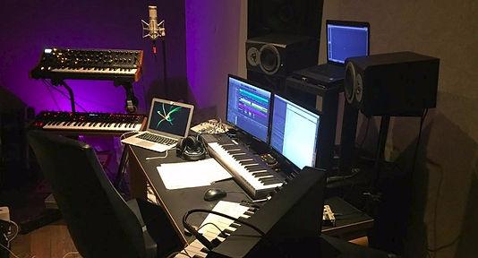 professional recording studio design - m