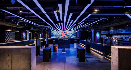 venue acoustics - EXE Club