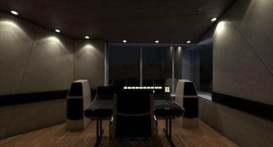 professional recording studio design - L