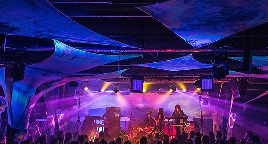 venue acoustics - ozric mixtape 5