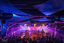 venue acoustics treatment of a live music venue - MIXTAPE 5