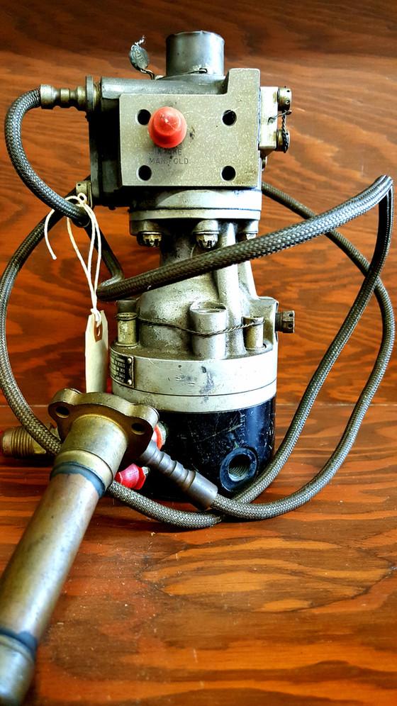 Simmonds fuel pump.