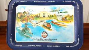 Woodward gov company promotion.