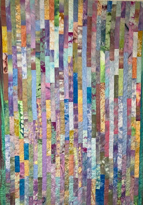 Watercolor strip quilt.JPEG