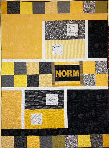 Quilt made by Sharen at Apple Basket Qui