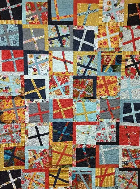 All leaf simple longarm quilting availab