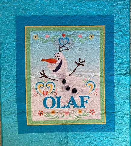 Olaf quilt.JPEG