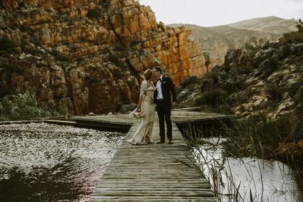 Weekend wedding in the Karoo