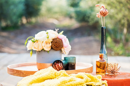 Autumn Inspired Styled Shoot
