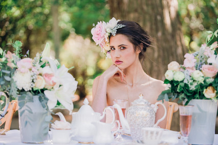 Classic Wedding Styled Shoot