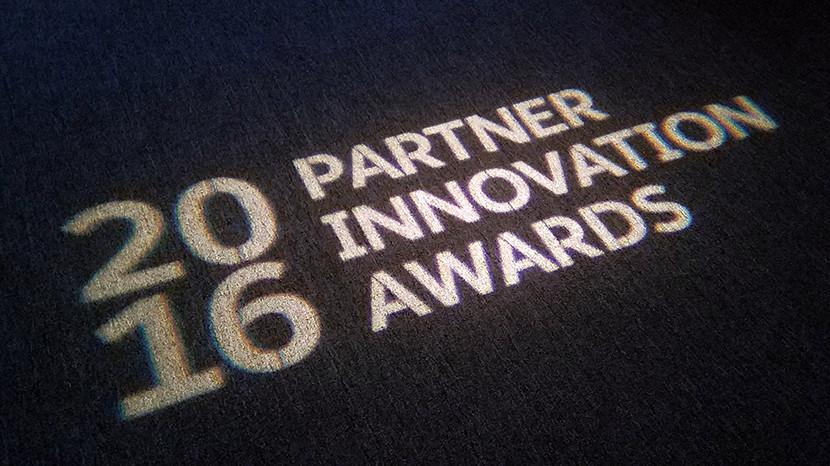 2016 Salesforce Partner Innovation Awards at Dreamforce