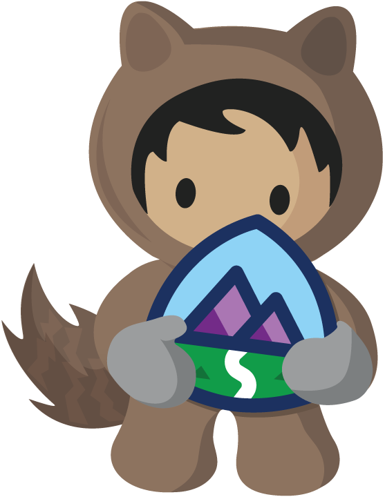 Salesforce Trailhead Astro