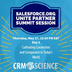 Salesforce.org Unite Partner Summit Session