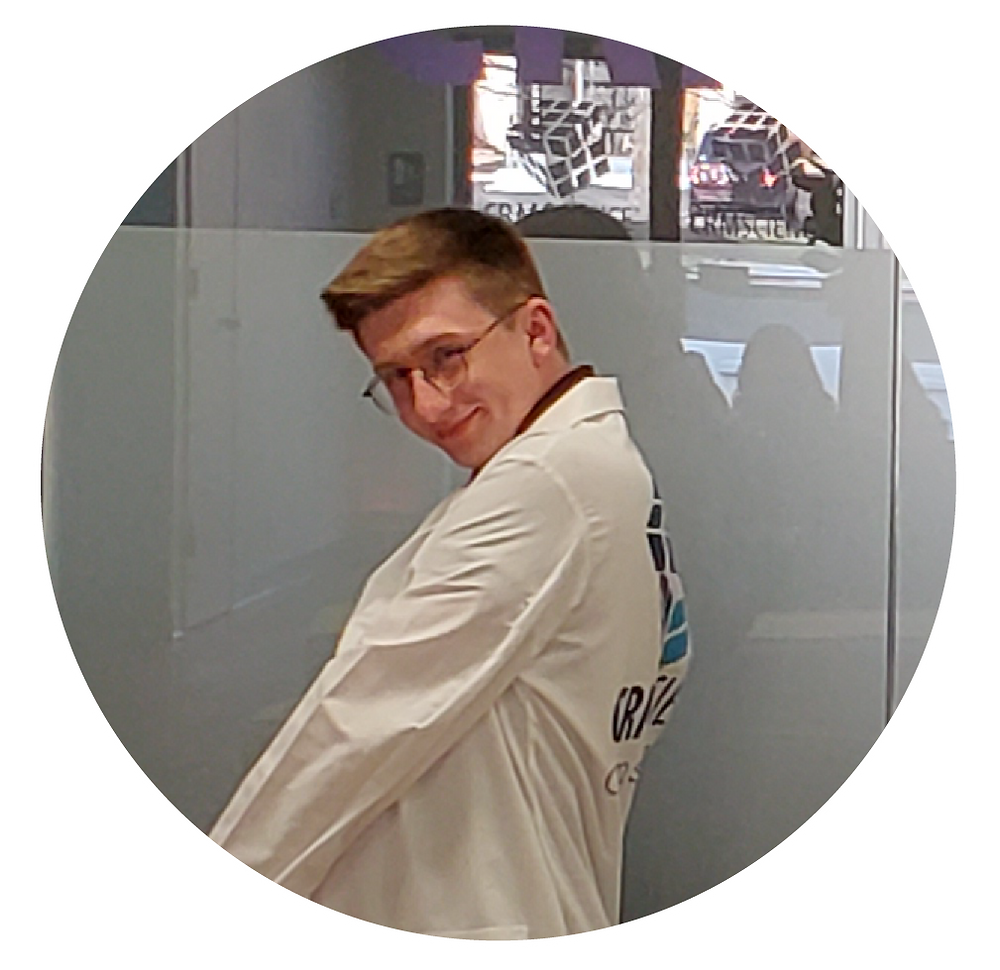 Junior Salesforce Developer Nick McMullen