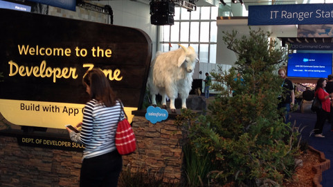Trailhead Basecamp in the Concrete Jungle of NYC #SalesforceTour