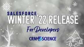 Winter '22 Developer Features