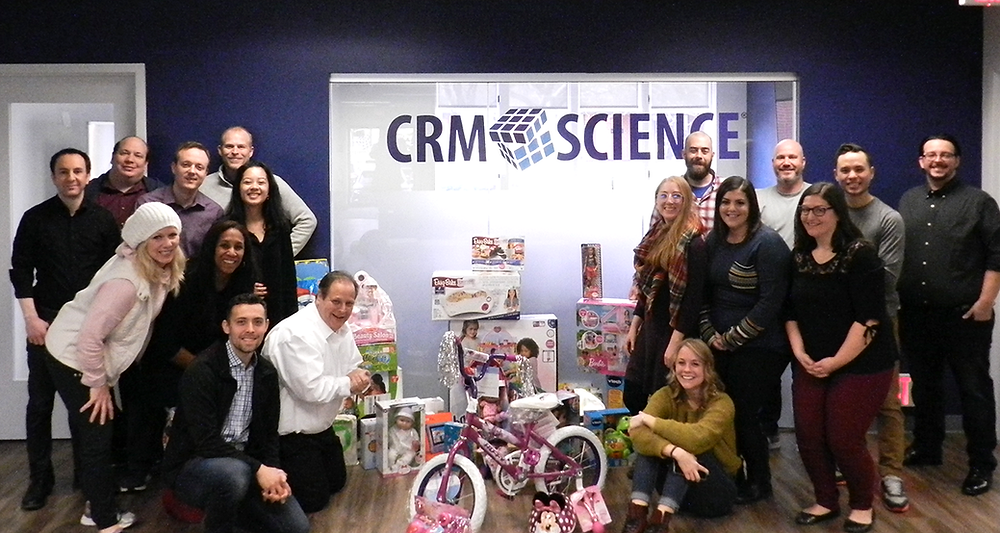 CRM Science Donates to Foster Angels on Earth