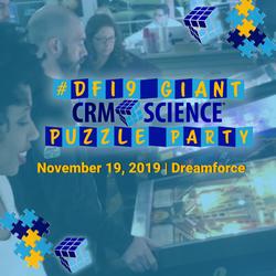 #DF19 Giant Puzzle Party