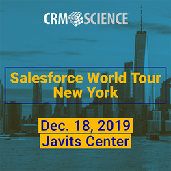 Salesforce World Tour New York