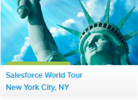 CRM Science Founder To Speak at Salesforce World Tour NYC '15