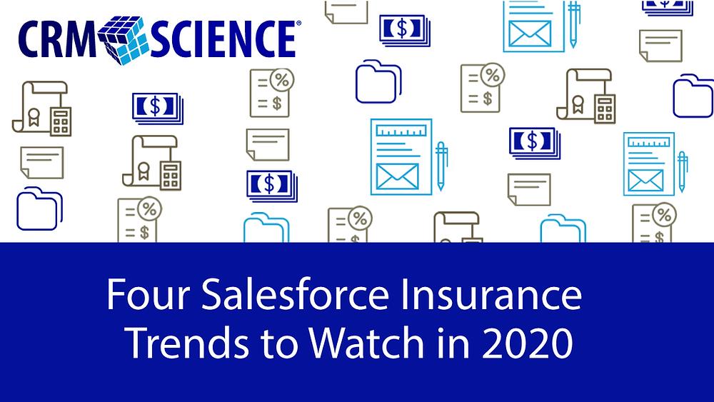 Salesforce Insurance Trends 2020