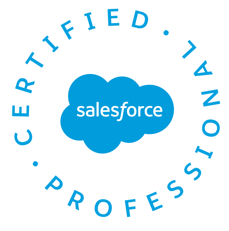 Salesforce Certified Professional Badge