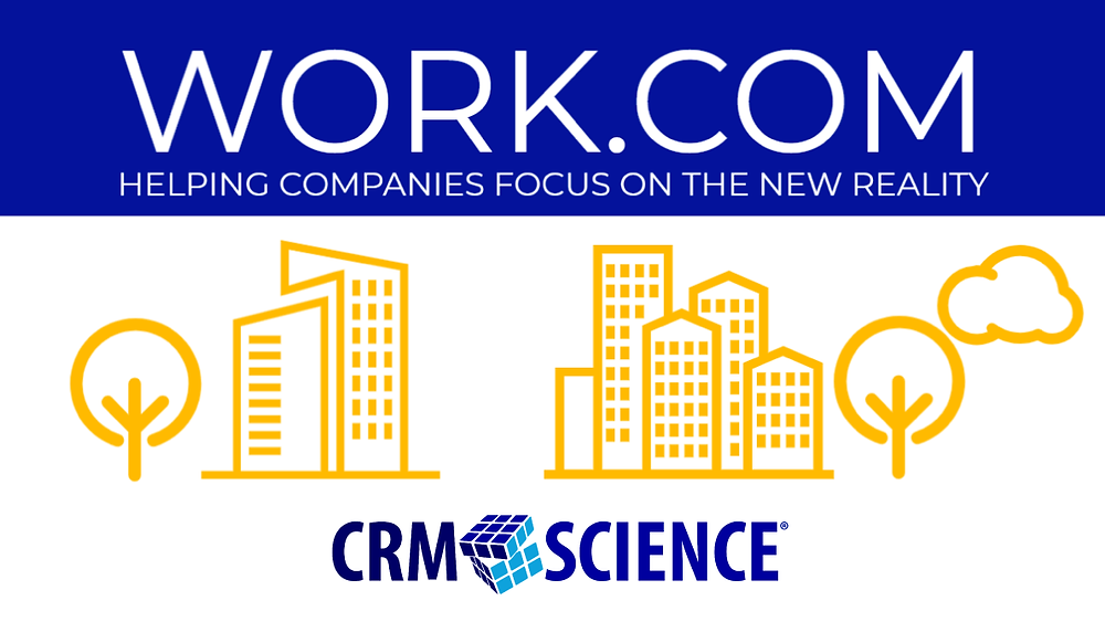Work.com - Helping Companies Focus on the New Reality