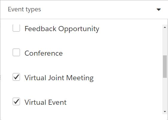 Virtual Trailblazer Community Events