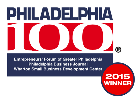 CRM Science Recognized as a Philly 100 Winner!