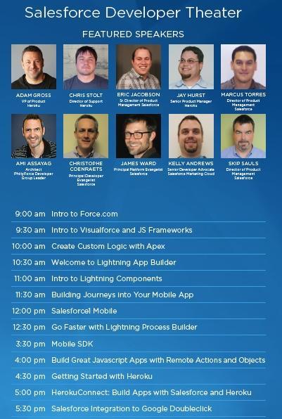 Ami Assayag and Alex Sutherland to Speak at Salesforce World Tour NYC 2014